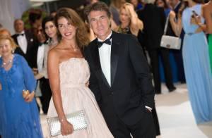 François Cluzet et Narjiss, le frère de Charlene de Monaco... Un gala féerique