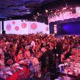 66e Gala de la Croix Rouge Monégasque au Sporting de Monte-Carlo à Monaco, le 1er août 2014