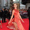 """April Pearson - Avant-première du film """"The Expendables 3"""" à Londres, le 4 août 2014."""