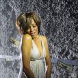 Whitney Houston à New York en août 2009.