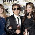 Paris Jackson, Prince Michael Jackson Jr avec leur tante LaToya Jackson à Beverly Hills, le 11 octobre 2012.