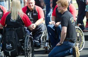 Prince Harry : Très en forme, il fait monter la pression pour les Invictus Games
