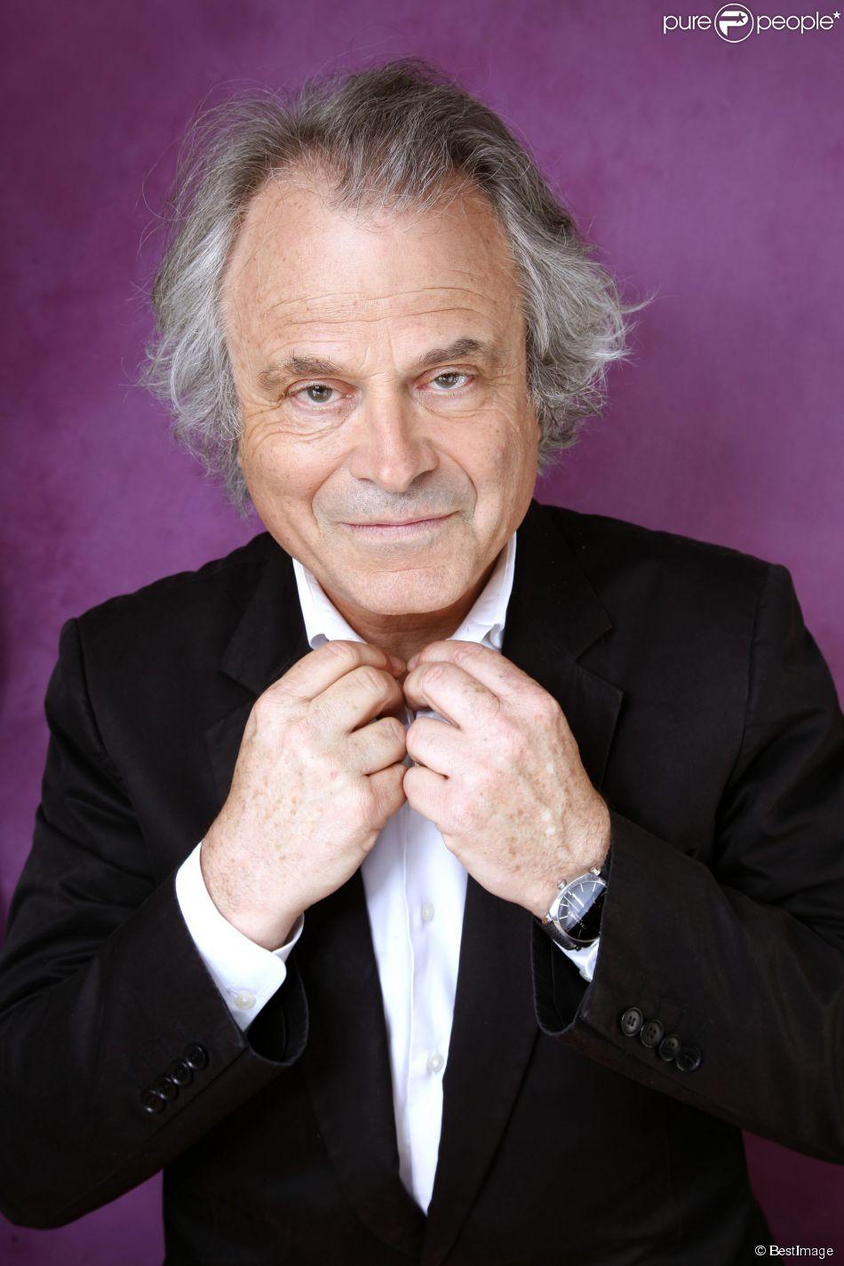 Franz-Olivier Giesbert à Paris, le 29 Juin 2013