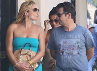 Laurent Gerra : Amoureux et complice avec sa jolie Christelle à Saint-Tropez
