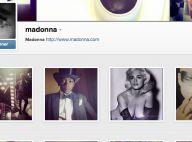 Madonna : Topless sexy et vintage pour ses 56 ans, puis maman poule pour David