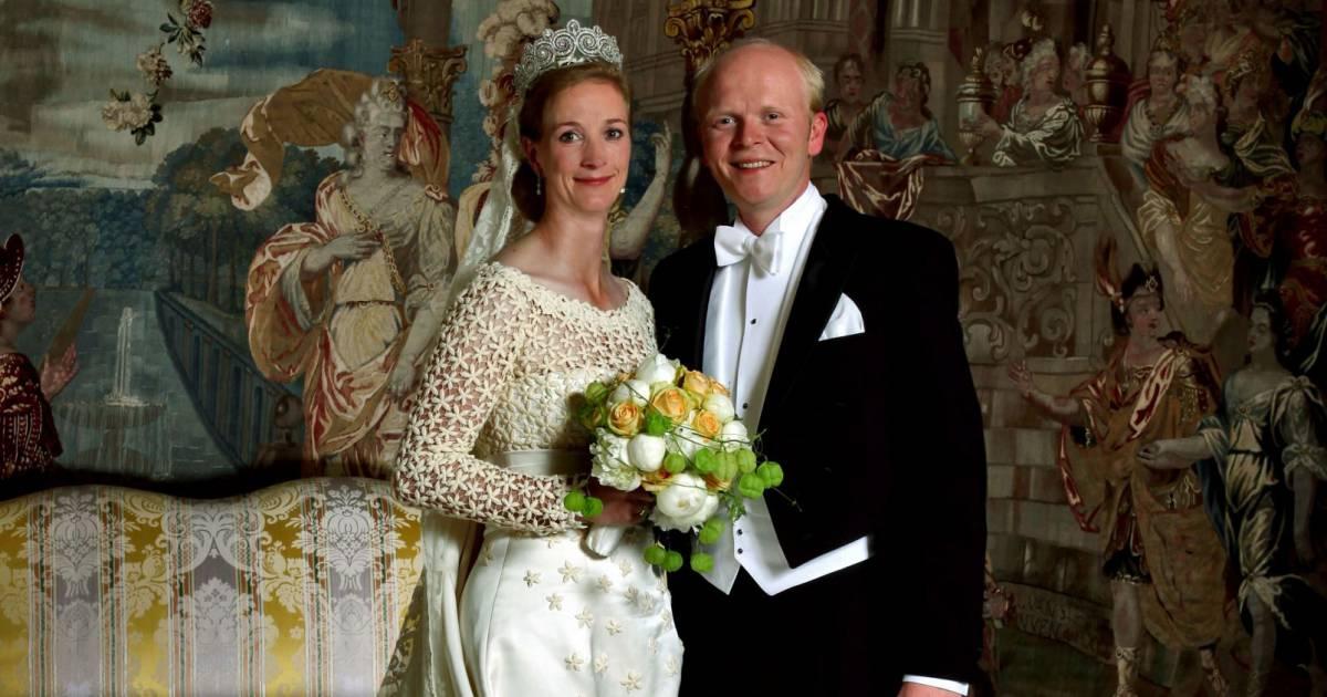 Famille Royale De Danemark La Princesse Nathalie Enceinte De Son