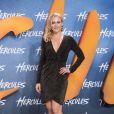 "Rebecca Ferguson - Avant-première du film ""Hercule"" à Berlin, le 21 août 2014."