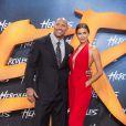 "Dwayne Johnson et Irina Shayk - Avant-première du film ""Hercule"" à Berlin, le 21 août 2014."