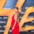 "Irina Shayk - Avant-première du film ""Hercule"" à Berlin, le 21 août 2014."