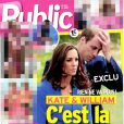 Magazine Public du 22 août 2014.