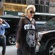Rita Ora à New York, le 19 août 2014.