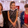 Virginia dans The Voice Kids, le 30 août 2014 sur TF1.
