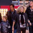 Henri dans The Voice Kids, le 30 août 2014 sur TF1.