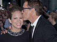 Robert Downey Jr et sa femme, enceinte: Bataille de baby-bumps avec Kristen Bell