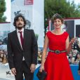 Alice Rohrwacher lors de la cérémonie de clôture et la remise des prix de la 71e Mostra de Venise le 6 septembre 2014PRESS.COM07/09/2014 - Venice