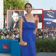 Jhumpa Lahiri lors de la cérémonie de clôture et la remise des prix de la 71e Mostra de Venise le 6 septembre 2014
