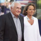 Dominique Strauss-Kahn, en couple avec Myriam à Deauville, croise Abel Ferrara