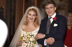 Maria Theresia von Thurn und Taxis : Mariage haut en couleur et invités VIP