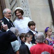 Macha Méril et Michel Legrand : Mariage à la russe devant tous leurs amis