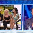 Julie et Leila dans la quotidienne de Secret 8 – demi-finale – le vendredi 19 septembre 2014, sur TF1