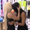 Jessica maitresse des cagnottes  dans l'hebdo de Secret Story 8 – demi-finale – le vendredi 19 septembre 2014, sur TF1