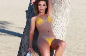 Chelsea Heath : Torride en bikini pour le premier jour de l'automne