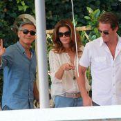 George Clooney, un marié à Venise : Brunch avec Cindy Crawford et Rande Gerber