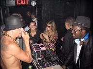 PHOTOS EXCLUSIVES : Quand Fergie et Kid Rock s'éclatent ensemble jusqu'au bout de la nuit !