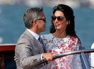George Clooney et Amal Alamuddin mariés: Alliances, amour et allure, les voilà !