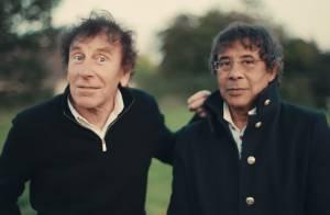 Alain Souchon et Laurent Voulzy : Enfin un album en duo après 40 ans d'amitié !