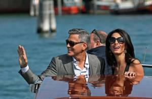 Mariage de George Clooney et Amal Alamuddin : 5 choses à retenir de l'événement