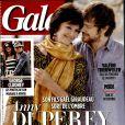 Magazine Gala, en kiosques le 1er octobre 2014.