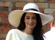 Mariage d'Amal Alamuddin : Nouvelle robe sublime de la femme de George Clooney