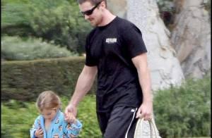 PHOTOS : Christian Bale, encore un papa poule avec sa petite fille !