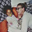 Katherine Heigl et sa fille Adalaide, le 20 septembre 2014