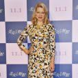 """Léa Seydoux fait la promotion du film """"La Belle et la bête"""" lors d'une conférence de presse à Tokyo, le 4 septembre 2014."""