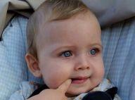Iker Casillas et Sara Carbonero: À 9 mois, leur petit Martin est déjà beau gosse