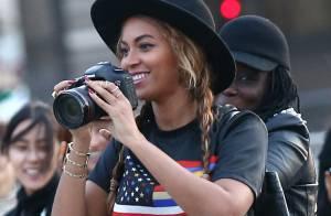 Beyoncé, Jay Z et Blue Ivy : Famille unie, ils jouent les touristes à Paris