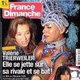 Magazine France Dimanche, en kiosques le 10 octobre 2014.