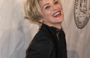 Sharon Stone : La diva dévoile un nouveau look devant Orlando Bloom célibataire