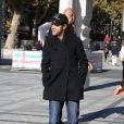 """Jamel Debbouze - Inauguration de l'exposition """"Le Maroc contemporain"""" à l'Institut du monde arabe à Paris, le 14 octobre 2014."""