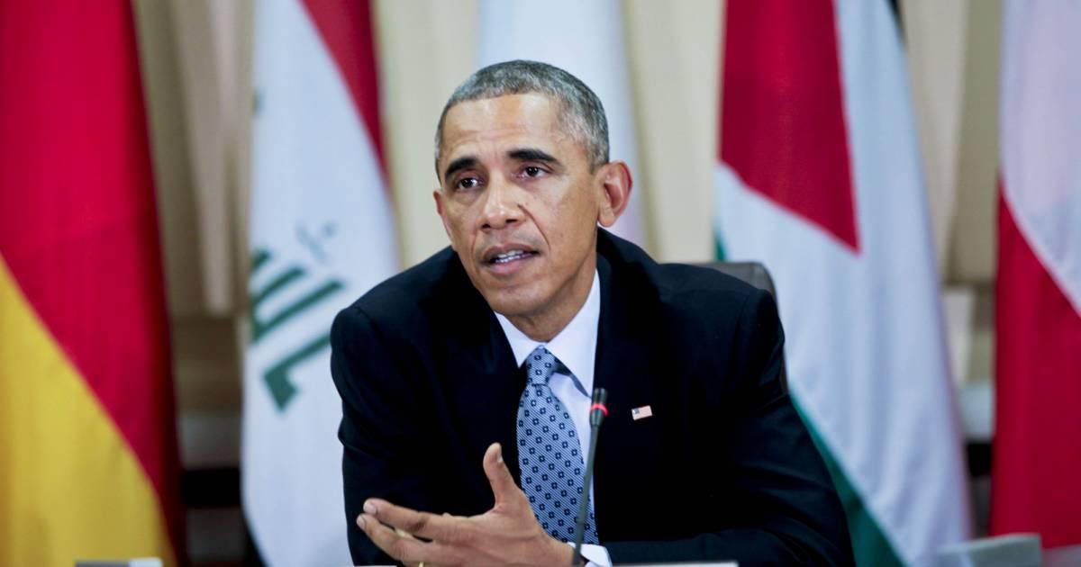Barack obama participe une r union dont le sujet est la for Barack obama maison blanche