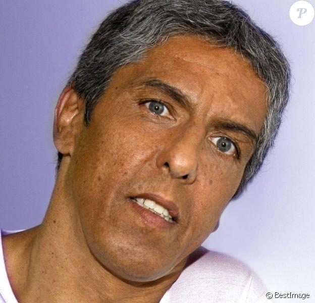 Samy Naceri en 2009 à Paris