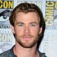 Chris Hemsworth à San Diego, Los Angeles, le 26 juillet 2014.