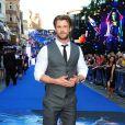 Chris Hemsworth à Londres le 24 juillet 2014.