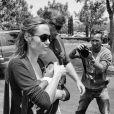 Sébastien Valiela fait une des premières photos d'Angelina Jolie avec Zahara qu'elle vient d'adopter