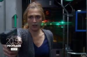 Julie Gayet dans ''Profilage'': Guest star ravissante et armée pour son retour !