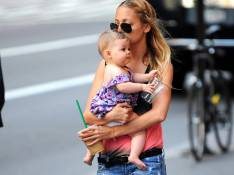PHOTOS : Nicole Richie, sortie shopping avec bébé...