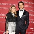 Olivia Palermo et Johannes Huebl assistent à la FGI Night of Stars. New York, le 23 octobre 2014.