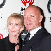 Sting à Broadway : Avec son épouse et sa fille pour une première réussie